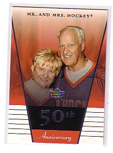 2002-03 Upper Deck Rookie Update #50 Gordie Howe