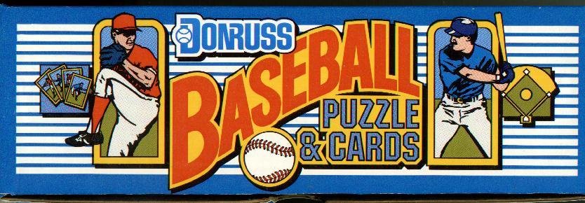1989 DONRUSS FACTORY BASEBALL SET