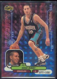 1998-99 UD Ionix Reciprocal #62 Mike Bibby
