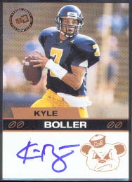 2003 Press Pass Autographs Bronze #4 Kyle Boller