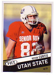 2003 SAGE HIT #33 Kevin Curtis