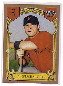 2003 Topps 205 #183 Kelly Shoppach FY RC