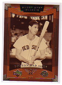 2004 Sweet Spot Classic #79 Ted Williams