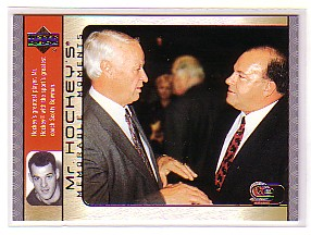 2003-04 Upper Deck Mr. Hockey #GH29 Gordie Howe