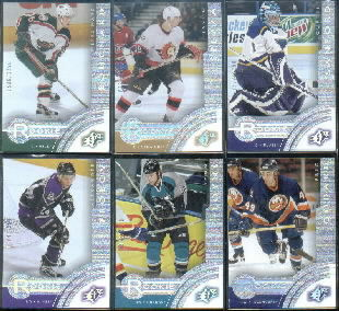 2001-02 SPx Rookie Redemption #R21 Jason Spezza