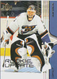 2003-04 Upper Deck Rookie Update Hockey Base Set (1-90)