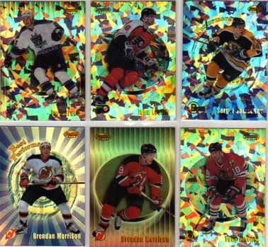 1998-99 Bowman's Best Atomic Refractors #7 John LeClair