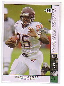 2004 SAGE HIT #25 Kevin Jones