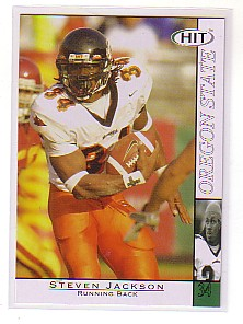 2004 SAGE HIT #34 Steven Jackson
