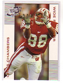 2001 Press Pass SE #28 Chris Chambers