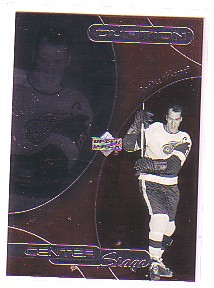1999-00 Upper Deck Ovation Center Stage #CS8 Gordie Howe