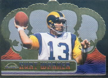 1999 Crown Royale #116 Kurt Warner RC