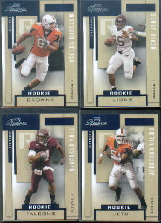 2004 Playoff Prestige #175 Kevin Jones RC