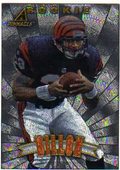 1997 Pinnacle Trophy Collection #P69 Corey Dillon
