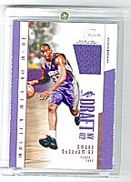2002-03 Flair Wave of the Future Jerseys #AS Amare Stoudemire