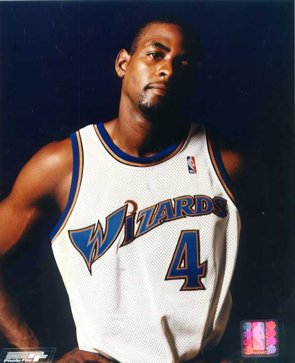 Chris Webber 8 x 10 Color Photo