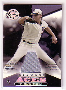 2001 Donruss Class of 2001 Diamond Aces #A7 Mark Buehrle/750