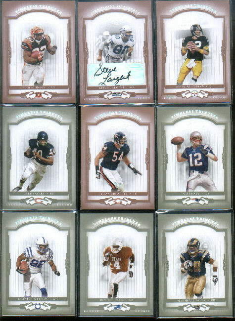 2004 Donruss Classics Timeless Tributes Green #115 Gale Sayers
