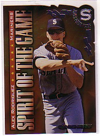 1998 Donruss Silver Press Proofs #408 Alex Rodriguez SG