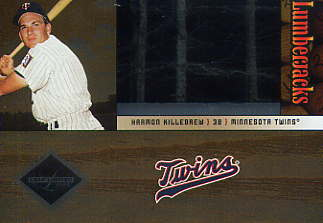 2004 Leaf Limited Lumberjacks #20 Harmon Killebrew/573