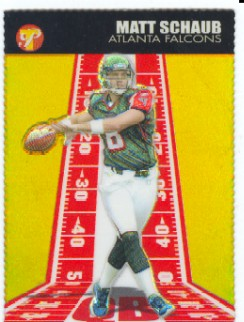 2004 Topps Pristine Gold Refractors #117 Matt Schaub C