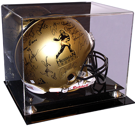 Image Guard Deluxe Acrylic Football Helmet Display Case