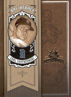 2005 Diamond Kings HOF Heroes #34 Carl Yastrzemski