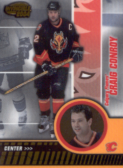 2003-04 Pacific Invincible #12 Craig Conroy