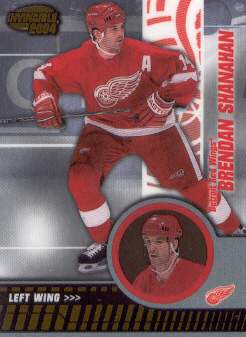 2003-04 Pacific Invincible #35 Brendan Shanahan