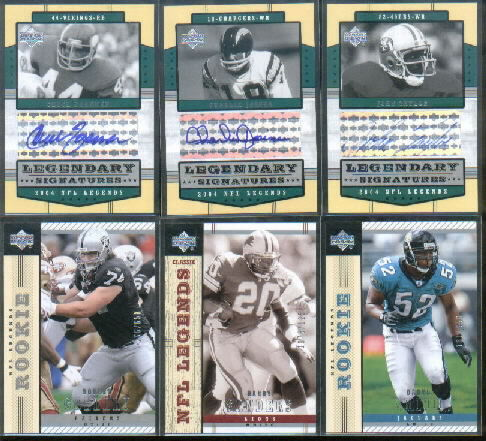 2004 Upper Deck Legends #185 Daryl Smith RC
