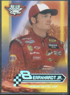 2005 Wheels High Gear MPH #M4 Dale Earnhardt Jr.