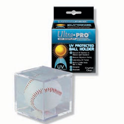 Ultra Pro UV Protected Square Baseball Holder