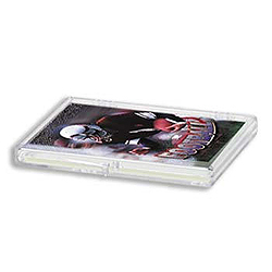 Ultra Pro Hinged Storage Box - Holds 15 cards