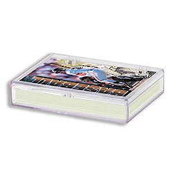 Ultra Pro Hinged Storage Box - Holds 25 cards