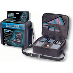 Ultra Pro Portable Gaming Carrying Case