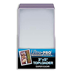 Ultra Pro Top Loader (3