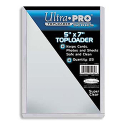 Ultra Pro Top Loader (5