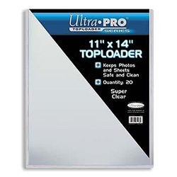 Ultra Pro Top Loader (11