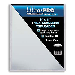 Ultra Pro Top Loader (9