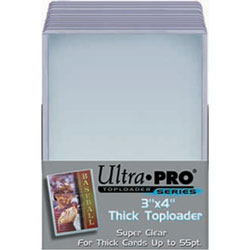 Ultra Pro Thick 55 pt Top Loader 3