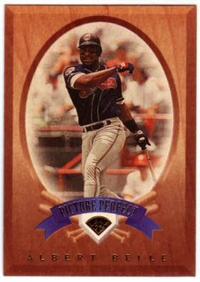 1996 Leaf Picture Perfect #8 Albert Belle