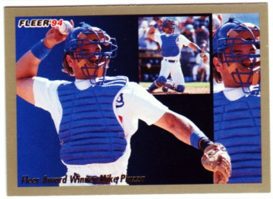 1994 Fleer Award Winners #6 Mike Piazza