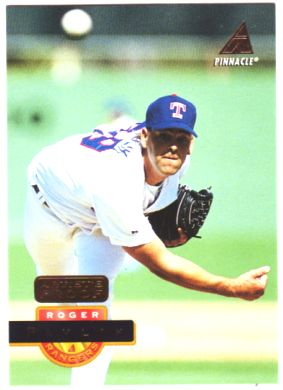 1994 Pinnacle Artist's Proofs #469 Roger Pavlik
