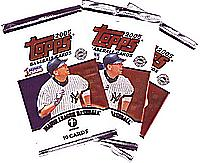 2005 Topps Series 1 HTA 1st (First) Edition baseball pack