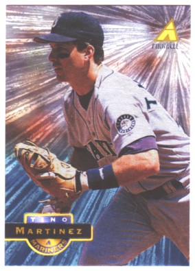 1994 Pinnacle Museum Collection #129 Tino Martinez