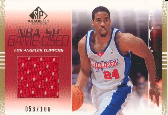 2003-04 SP Game Used Gold #38 Andre Miller JSY