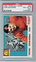 1955 Topps All American #36 Turk Edwards SP