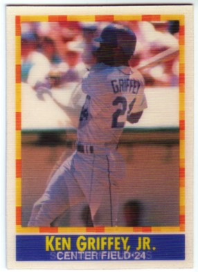 1990 Sportflics #7 Ken Griffey Jr.