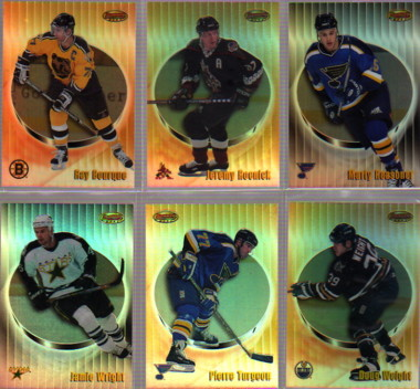 1998-99 Bowman's Best Refractors #33 Ray Bourque