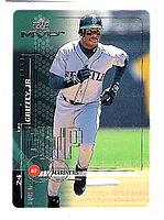1999 Upper Deck MVP #S3 Ken Griffey Jr. Sample
